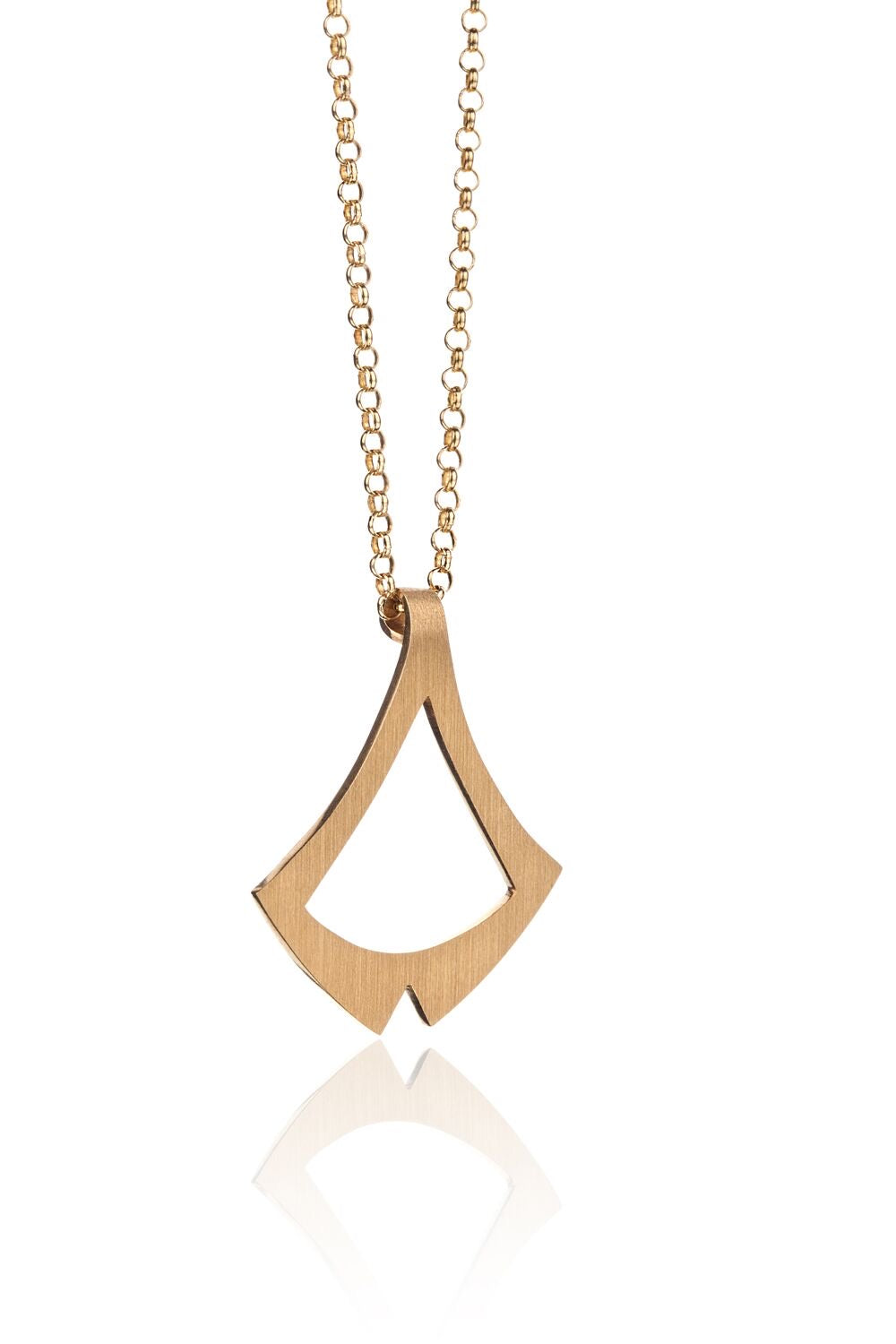 BAKKA - Sail Necklace Necklaces - Norwegian Jewelry features artisan jewellery designers and goldsmiths from Norway.