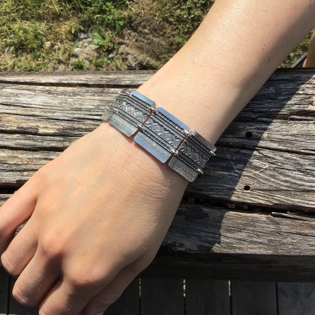 Marius Bracelet by Ivar Brendemo in Telemark Norway - Norwegian Jewelry.