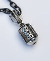 Metallstudio - Bomb Pendant Pendants - Norwegian Jewelry features artisan jewellery designers and goldsmiths from Norway.