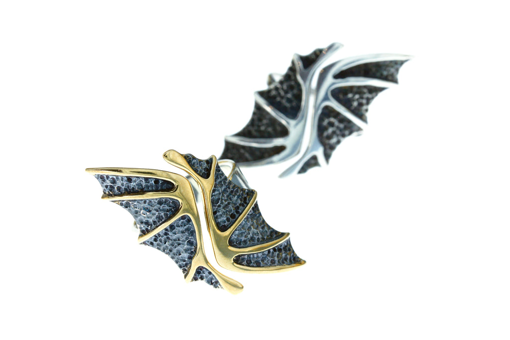 Dragon Wings Ring by Vera Bublyk - Norwegian Jewelry Designer in Oslo, Norway