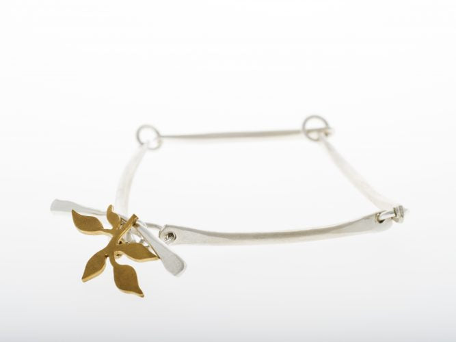 LAUV bracelet by Linn Sigrid Bratland - Norwegian Jewelry Designer and Goldsmith
