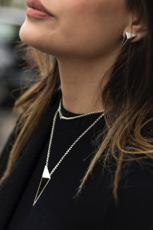 MARIANNE J – NECKLACE by Linn Sigrid Bratland - Norwegian Jewelry Designer and Goldsmith