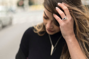 MARIANNE J – SMALL RING by Linn Sigrid Bratland