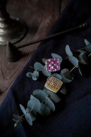 Ridderhus - Hegn/Muru Rings Rings - Norwegian Jewelry features artisan jewellery designers and goldsmiths from Norway.