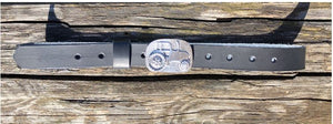 Children's Tractor Belt by Ivar Brendemo - Norwegian Jewelry