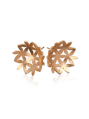 NETTVERK EARRINGS by Linn Sigrid Bratland - Norwegian Jewelry.
