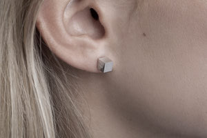 FUNDAMENT MINI EARRINGS by Linn Sigrid Bratland - Norwegian Jewellery.