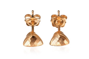 Vido Jewels - Seed Pod Studs Earrings - Norwegian Jewelry features artisan jewellery designers and goldsmiths from Norway.