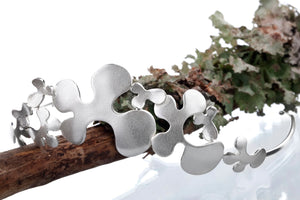 IGJ Design - Forest Tiara High Tiaras - Norwegian Jewelry features artisan jewellery designers and goldsmiths from Norway.