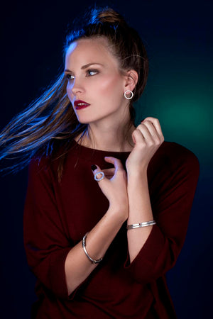 ANADEMA ANTICUS by Undlien Design - a Norwegian Jewelry designer in Oslo, Norway. Photo by Aliona Pazniakova