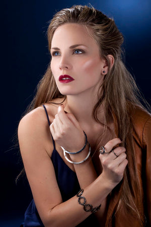 ARMILLA RASILIS bracelet by Undlien design - a Norwegian jewellery designer in Oslo, Norway.