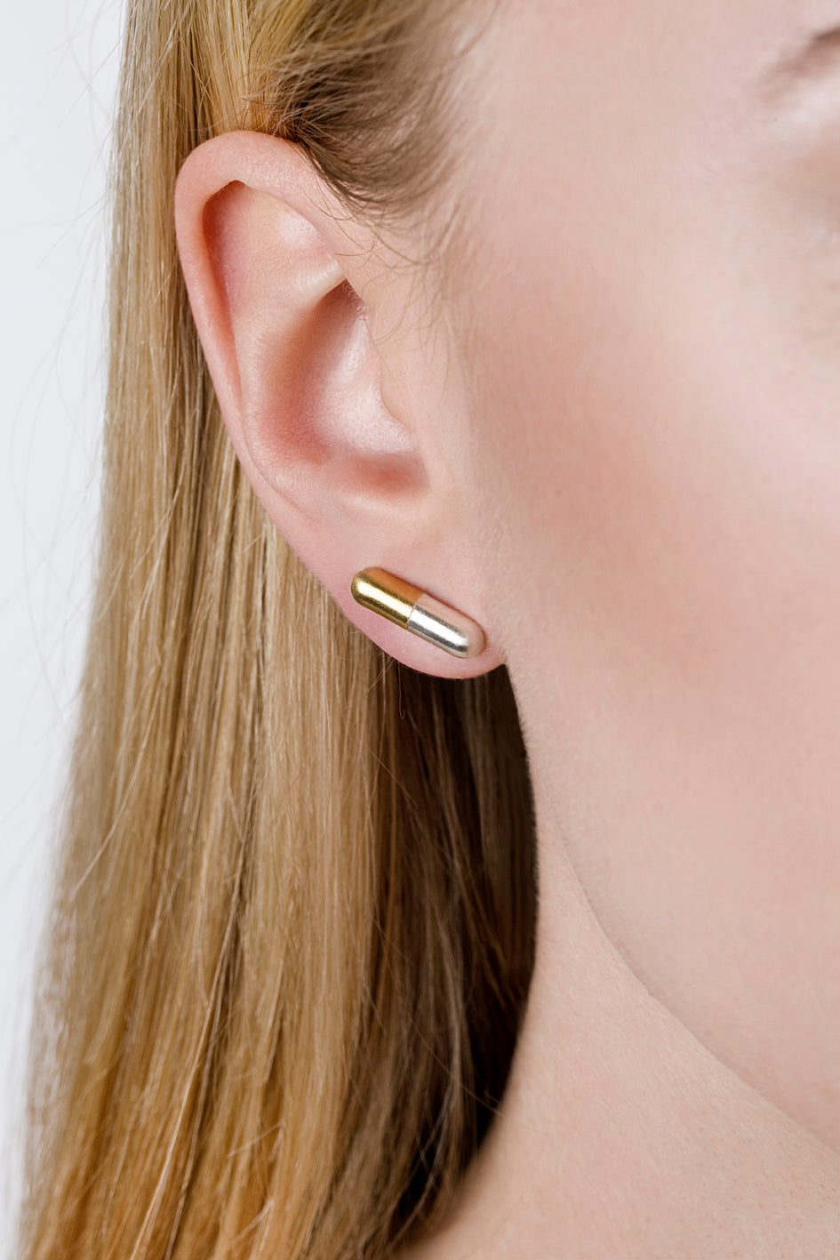 Undlien Design Medicus Capsula Earrings - Norwegian Jewelry
