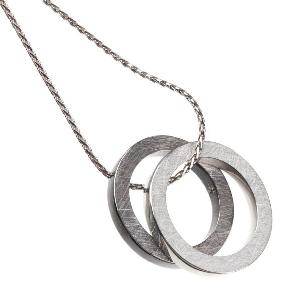 Undlien Design - CIRCULUS GEMINI Pendants - Norwegian Jewelry features artisan jewellery designers and goldsmiths from Norway.