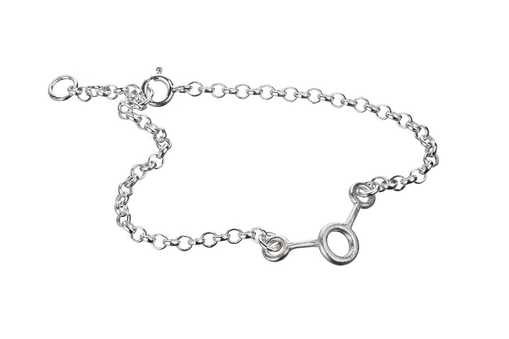 IGJ Design - Water- H2O Bracelet Bracelets - Norwegian Jewelry features artisan jewellery designers and goldsmiths from Norway.