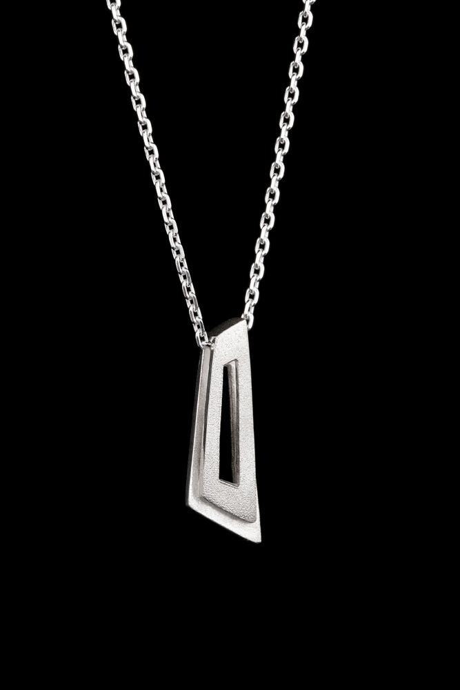 IGJ Design - Mountain pendant - Unisex Pendants - Norwegian Jewelry features artisan jewellery designers and goldsmiths from Norway.