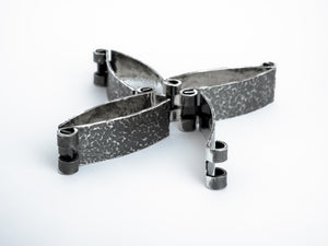Sjür Jewelry - Door Hinge Bracelet Bracelets - Norwegian Jewelry features artisan jewellery designers and goldsmiths from Norway.