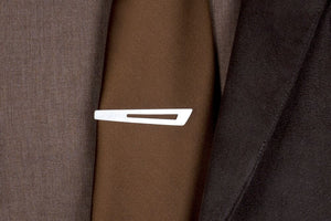 IGJ Design - Mountain Tie Pin Other - Norwegian Jewelry features artisan jewellery designers and goldsmiths from Norway.