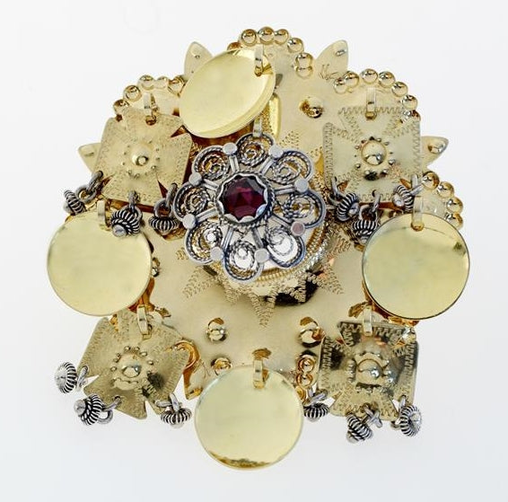Hilde Nødtvedt - Vestlandssølje Brooch - Norwegian Jewelry features artisan jewellery designers and goldsmiths from Norway.