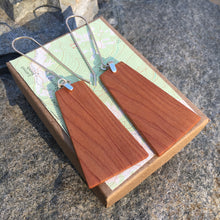 Load image into Gallery viewer, Old Growth Cedar - Matchstick earrings