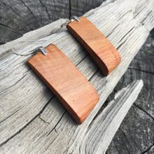 Load image into Gallery viewer, Old Growth Cedar earrings - medium