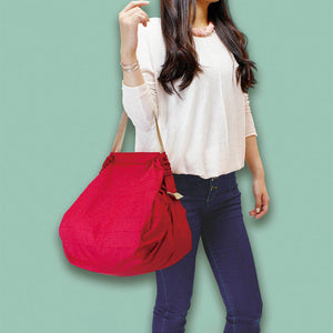 Shupatto tote bags nz Original Red