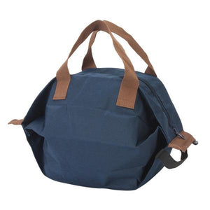 Shupatto Insulated Tote Bag (Small) Navy