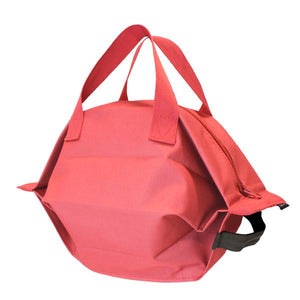Shupatto Insulated Tote Bag (Small) Red
