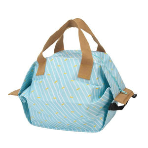 Shupatto Insulated Tote Bag (Small) Stripe