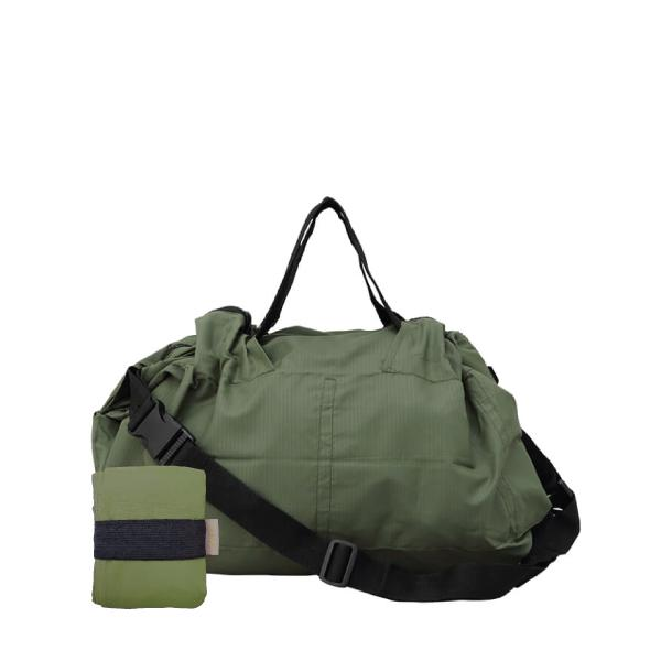 Shupatto Award Winning Eco Foldable Compact shoulder travel bag