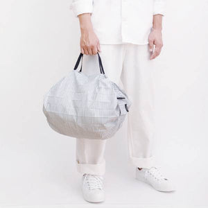 Shupatto SEN - Fine Lines - Eco Sustainable Foldable Totes and Travel Bags