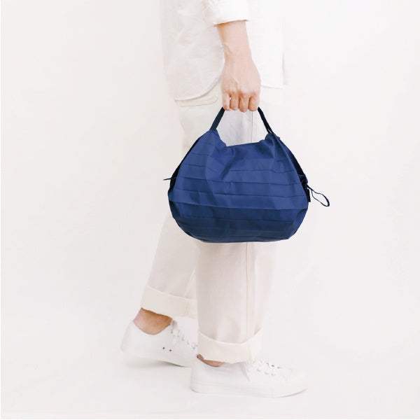 Shupatto Tote bags nz Blue S