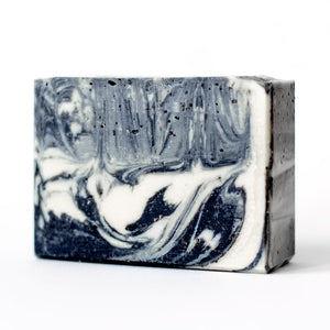 Black & White Bar Soap - Boone Street Body Co