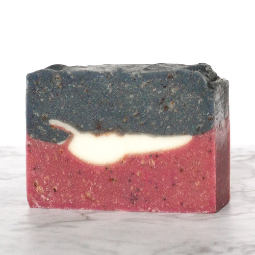 Double Berry Bar Soap - Boone Street Body Co.