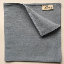 Load image into Gallery viewer, Lavender, Pure Cotton & Hand Dyed Napkin