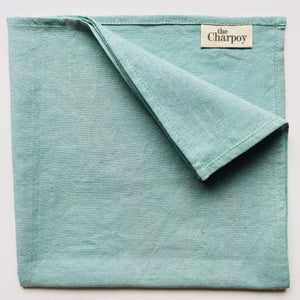 Cotton Hand Stitched Napkins (Set of Four)