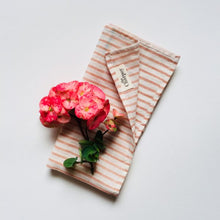 Load image into Gallery viewer, Khadi Hand-Spun Cotton Napkins - Marigold (Set of Four)