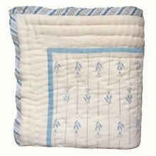 Load image into Gallery viewer, Organic & Hand Block Printed Quilted Blankets & Eiderdowns