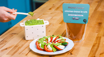 Bone Broth Pesto
