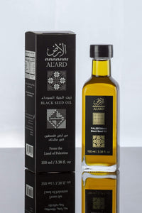 Al'ard Palestinian Agri-Product Ltd. Palestinian Black Seed Oil - 100ml/3.38 FL.OZ