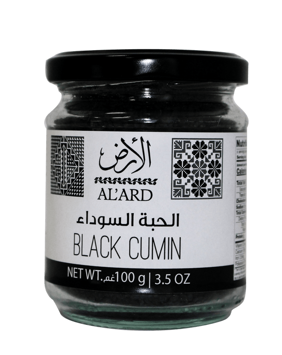 Black Cumin NET WT. 100g/ 3.5 OZ - Al'ard USA