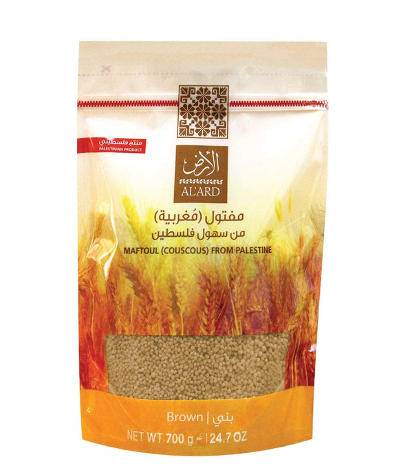 Al'ard Products  MAFTOUL (COUSCOUS) - 700g/24.7 Oz