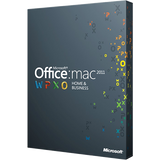 Microsoft Office 2011 Home & Business for Mac - Martsoftware