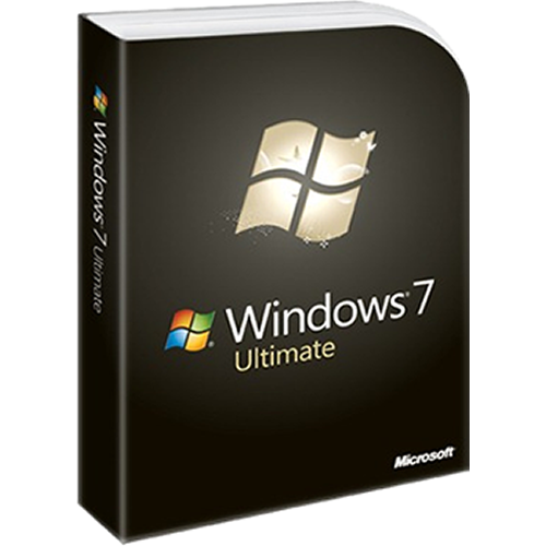 Microsoft Windows 7 Ultimate - Martsoftware