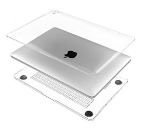 Baseus MacBook 15 Pro Air case Transparent (SPAPMCBK15-02)
