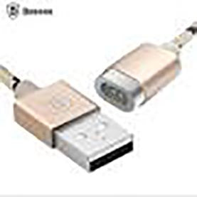 Baseus Magnetic Charging cable Insnap series 1M Rose Gold (CAMCLH-ALF0R)