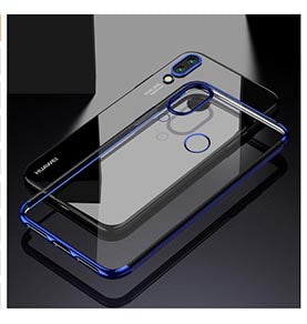 Huawei P20 Lite PC Case Transparent