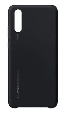HUAWEI P20 Silicon Back cover Black EU