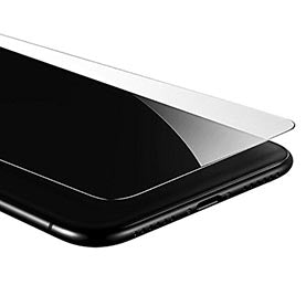 Baseus iPhone X 0.3 mm Full-glass Full-coverage T-Glass Transparent (SGAPIPHX-ESB02)