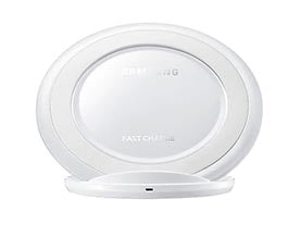 Samsung Wireless Charger Standing White EP-N510BWEGWW