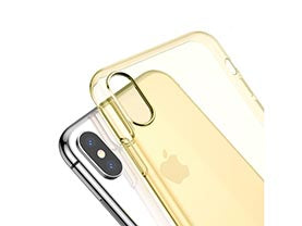 Baseus iPhone Xs case Simplicity Transparent (ARAPIPH58-B02)